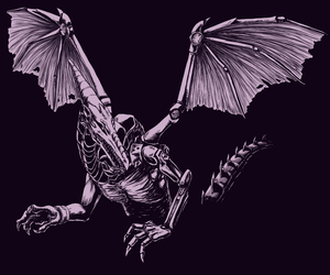 Ridley by Flame-Shadow