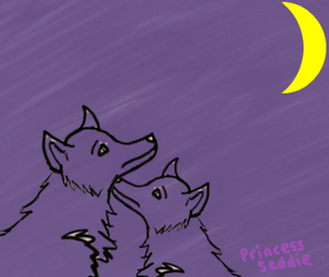 Wolves In Love With Signature by PrincessSeddie