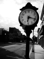Clock. by Blueskii