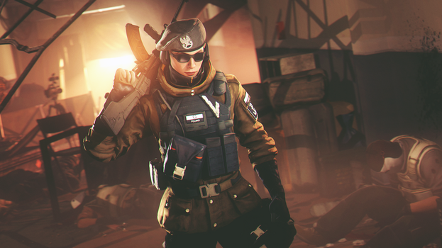 Zofia (Rainbow Six) by AngryRabbitGmoD