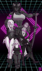 Shadowrun - Mom Squad by kaffeezombie