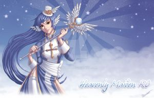 Heavenly Maiden by ritchat