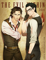 The Evil Within Anime Version by Jouvru