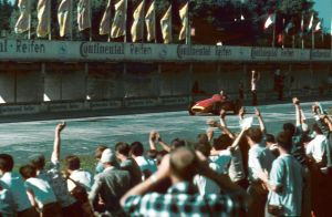 Juan Manuel Fangio (Germany 1957) by F1-history