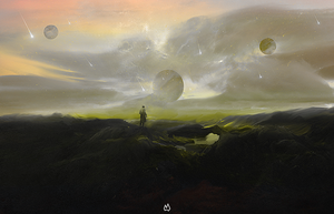The World I've Lost by ANWARIKA-GFX