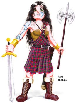 Scot by chairface