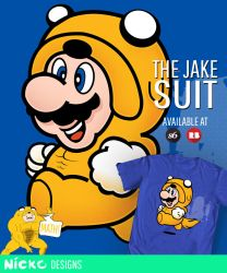 The Jake Suit by Nickovatus