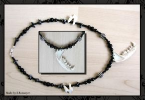 Necklace of the Marten by Psydrache