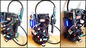 Ghostbusters Proton Pack Replica by Ernie76