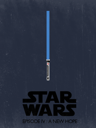 Star Wars Episode IV A New Hope Cover by el-maestro