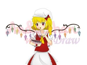 Flandre Cooking by Andy-chanWantToDraw