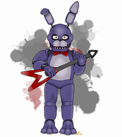 The F.N.A.F. Collection No.02 - Bonnie by ThrillerTheatre