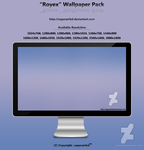 Royex Wallpaper Pack by sagorpirbd