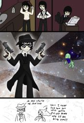 inconsistent titles page 3 by Drick96