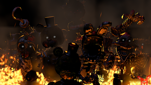 TJoC:R SFM: Ignite Our Flame. [POSTER] by Mikol1987