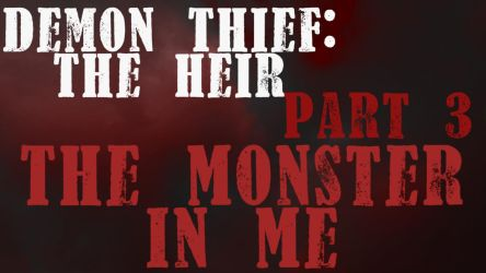 The Monster in Me by PsychicHexo