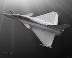 The Rafale by Jagouille