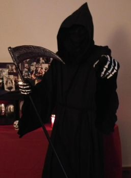 Death Costume by Junkey