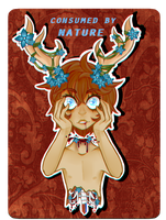 [Gift]: Consumed by Nature by SimplyDefault