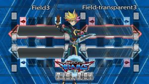 YGOPRO Field3 - Duel Disk VRAINS V1.2 (Download) by KogaDiamond1080
