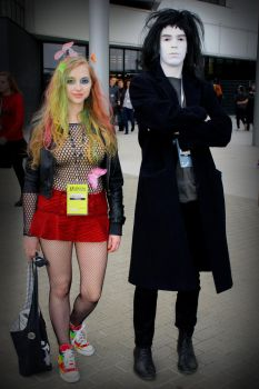 Sandman cosplay by Nox-dl