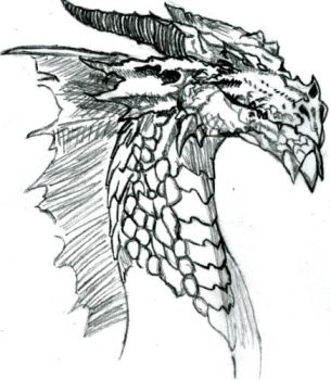 Pool of Radiance Dragon by sos99