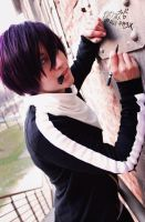 At your service - Yato cosplay /Noragami/ by Hikuja