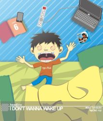 I dont wanna wake up by novrian