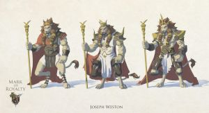 King Leo concepts by Jaasif