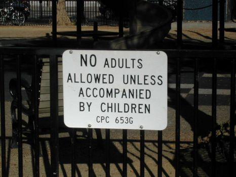 Funny sign by AtomicDeathBream