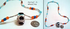 Beadcraft: Wheatley by Whimsical-Realist