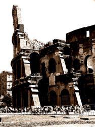 to the collosseum II by jaynay