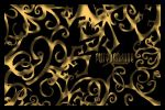 Dark Swirls Brush Set by anodyne-stock