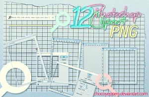 Photoshop Clipart #1 by ChocoYeppeo