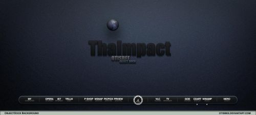 ThaImpact Dock by OtisBee