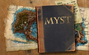 Myst background by JonasEklundh