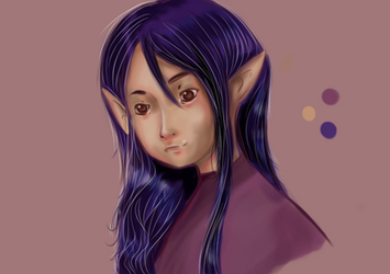 Elf by Noodlecuppie
