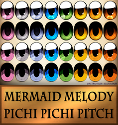 [Mermaid Melody] FreeDL and PremiumContent by Metra-Philia