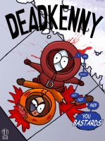 Dead Kenny by Theamat