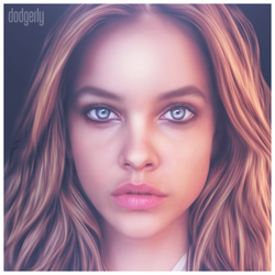 Barbara Palvin by MonsterGrafix