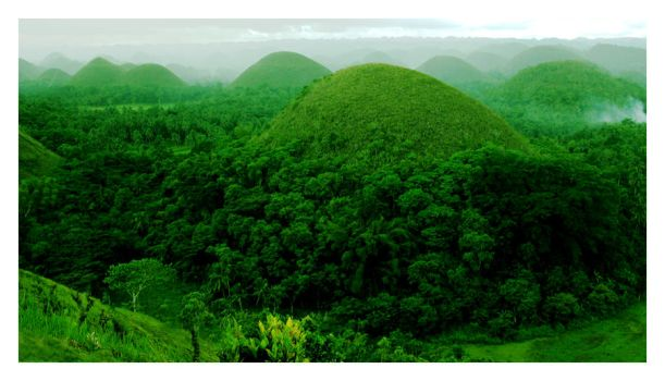 PH - Chocolate Hills by landscapes