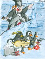 THE_NEW_PENGUINS_PARTNERS by davyjones333