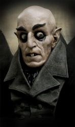 NOSFERATU Sculpture by PeterGabrielMurphy