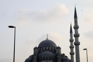 Big Mosque in Istanbul by ionut68