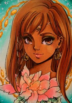 ACEO #88: Deneb by MTToto