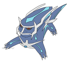 And a dialga by Pyritie