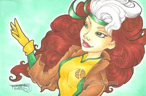 Rogue by TLSeely