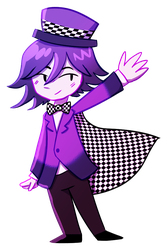 consider ?? phantom thief kokichi by Diinkers