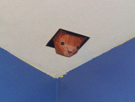 Ceiling Cat Is Always Watching... by billybob884