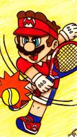 Ace of Tennis by Villaman89